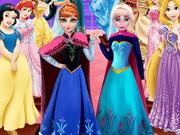 اجمل واحدث مكياج للبنات فقط: frozen sisters wax statue