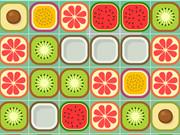 تطابق الفواكه والخضروات: fruit match 2