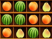 ذكاء لغز الفواكه المتطابقة