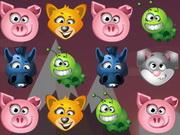 توصيل الوجوه المضحكة جدا جدا: funny faces match3