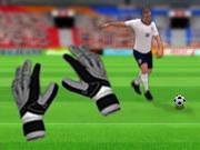 حراسة المرمى: goalkeeper challenge