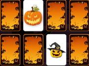 ذاكرة ورق الهالوين المرعبه: halloween memory