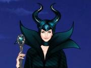 اختبار ازياء الافلام: helen movies maleficent dress up