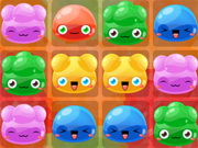 جيلي كراش ماتش: jelly crush match