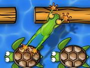 الضفدع العجيب: jumper frog