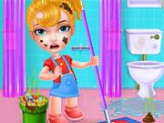 تنظيف البيت الوسخ كله - Keep Clean