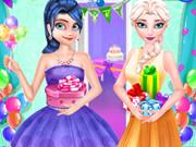 بنات تلبيس حفل عيد ميلاد الخنفساء جديدة