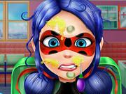 عملية جراحية تجميل بشرة الوجه