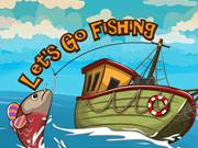 صيد سمك من البحر: let's go fishing