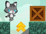 مغامرات القطة الشقية العودة الي المنزل: lost kitty go home