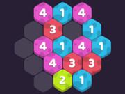 ذكاء للكبار اون لاين: make5 hexa