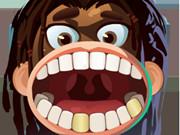 تنظيف الاسنان من الاوساخ