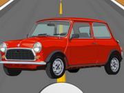 السباق المعلق سيارات: mini racer