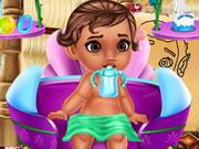 تربية طفل موانا الرضيع حتى يكبر