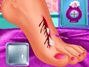 2021 بنات: moana foot surgery