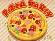 حفل البيتزا
