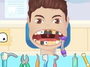 دكتور الاسنان المجنون