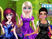 حفلة هالوين رعب مخيفة: princess halloween party
