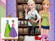 قراءة ورسم وكتاب تلوين للاطفال