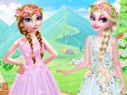 بنات تلبيس تاخذ العقل: princess spring tour fashion