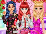 الحب 2019: princess valentine's day single party