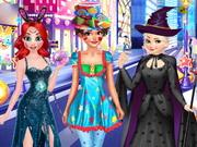 البنات تلبيس كذبة ابريل: princesses april fools day dress