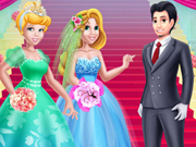مسابقة الفساتين وأزياء الأعراس