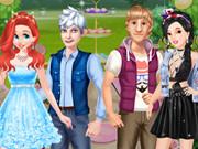 اجمل تلبيس رومانسية: princesses mate selection criteria
