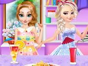 طبخ هدية عيد الام: princesses mother day gift