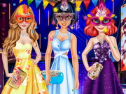 تلبيس 2018: princesses new year ball 2018