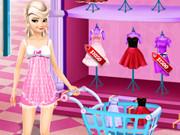 البنات تلبيس التسوق يوم الفالنتين: princesses valentine day shopping