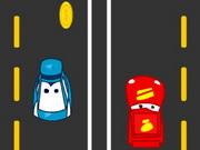 تحميل سباق السيارات: racing road block