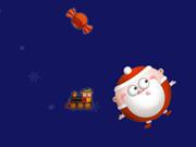 الباندا وجمع هدايا الكريسماس للاطفال