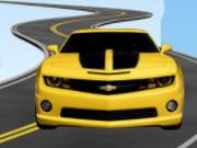 متسابق السيارات شارع النهائي: road racer
