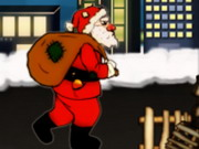 سانتا العودة الي الوطن: santa goes home