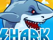 هجوم سمكة القرش جديدة: shark attack