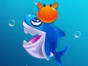 الغواص وسمك القرش: shark dash