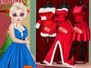 فروزن تسوق الكريسماس: sisters christmas shopping