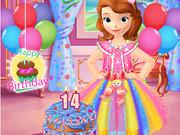 صوفيا حفلة عيد ميلاد لا تنسي: sofia unforgettable birthday party