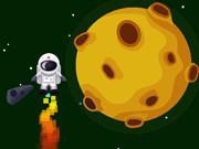 الانطلاق في رحلة الى الفضاء