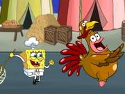سبونج بوب سكوير بانتس الجديدة والجميلة جدا فقط: spongebob quirky turkey