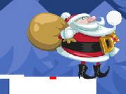 عصا سانتا: stick santa