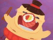 لغز سومو السوشي: sumo sushi puzzle