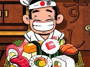 مطعم السوشي الياباني: sushi matching
