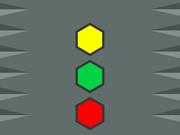 دوائر الألوان: swipe color