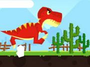 الديناصورات الكبيرة: t rex runner
