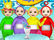 تليتبيز يوم سعيد: teletubbies happy day