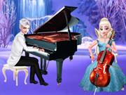 حب زوجين البيانو: the piano couple