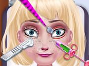 عملية جراحة التجميل السا وآنا: to be frozen sisters cosmetic surgery