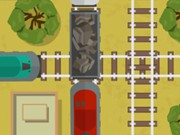 القطار الحقيقي والطريق الطويل: traffic command